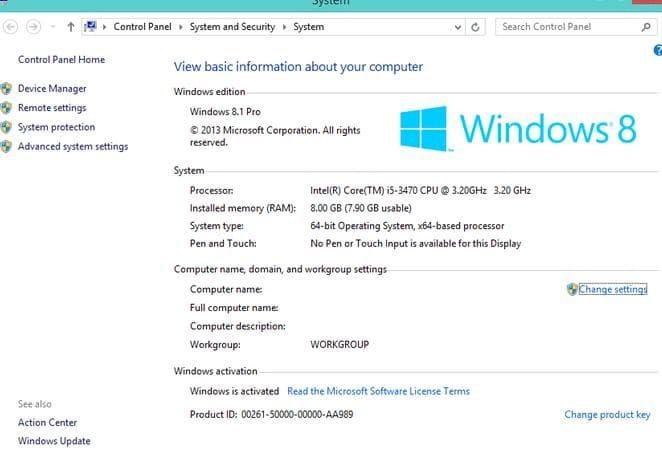 buy windows 8 professional key