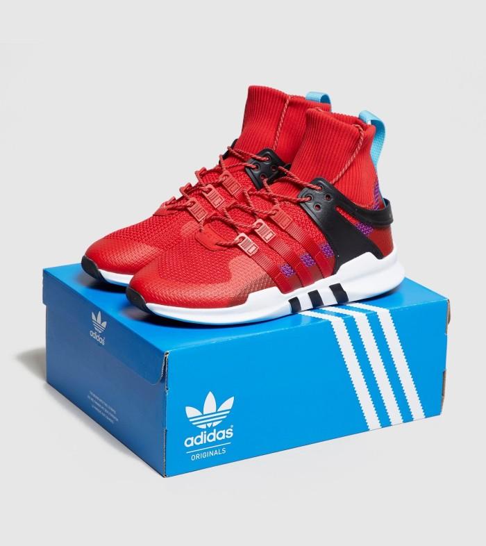 45e58459616 Jual Sepatu Adidas Originals EQT Support ADV Winter Red BNIB - Kota Bekasi  - Amberlite Shop   Tokopedia