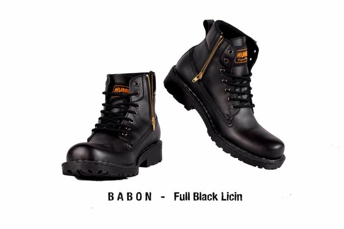 Foto Produk Sepatu Babon Kulit Ready Size 45 dari All Shoes Clothing