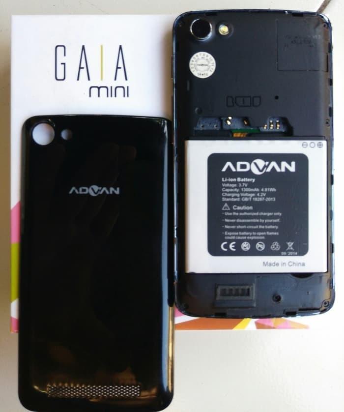 ADVAN VANDROID S4H MINI RAM 1GB INTERNAL 8 GB NASIONAL