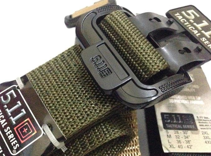 Ikat Pinggang Belt 511 Tactical Nylon Import