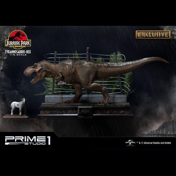 Jual Prime 1 Studio Tyrannosaurus Rex Jurassic Park 1993 Exc 1 15 Jakarta Utara Live4toys Official Store Tokopedia