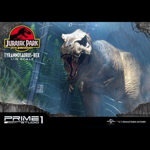 Jual Prime 1 Studio Tyrannosaurus Rex Jurassic Park 1993 1 15 Jakarta Utara Live4toys Official Store Tokopedia