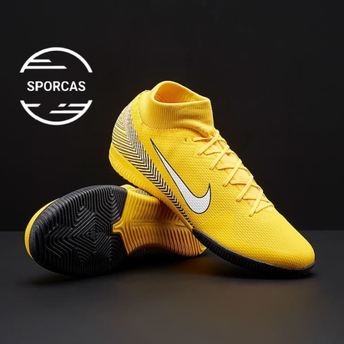 new styles 285d9 da7a4 ORIGINAL LIMITED Sepatu Futsal Nike Mercurial Superfly Neymar Njr