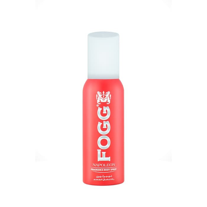 Parfum FOGG Men Body Spray NAPOLEON 120ml - Parfum Pria