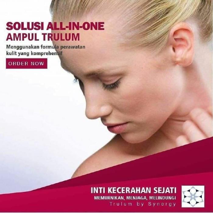 Trulum 15ml/5ml/120ml/Cream Pemutih Wajah Aman Dan Permanen