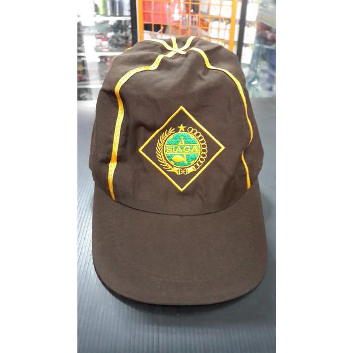 Jual Topi Pramuka Siaga Putra - Anugerah Craft  17b91b8604