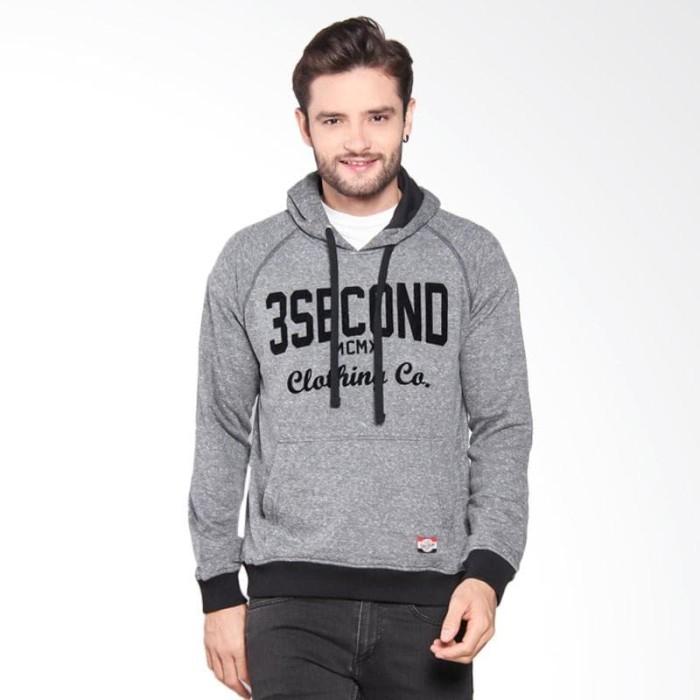 3second Hoodie jacket sweater original not famo greenlight moutley
