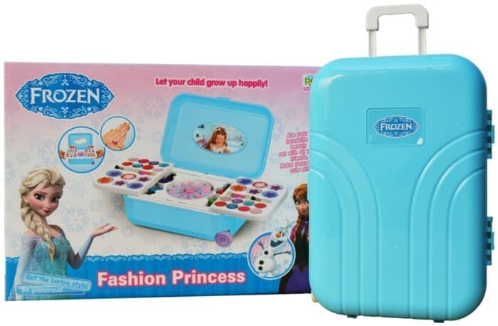Foto Produk MAINAN ANAK FROZEN FASHION AND NAIL ART KOPER/MAINAN MAKE UP FROZEN dari fajar toys store