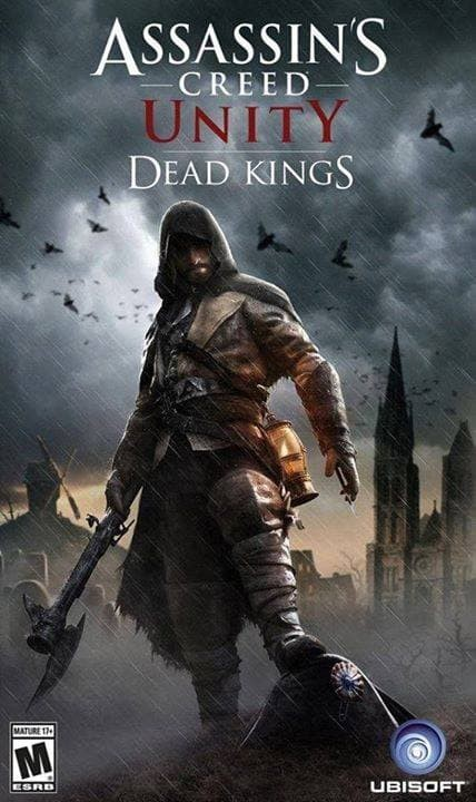 Jual Assassin S Creed Unity Dead Kings Dlc Pc Kota Surabaya