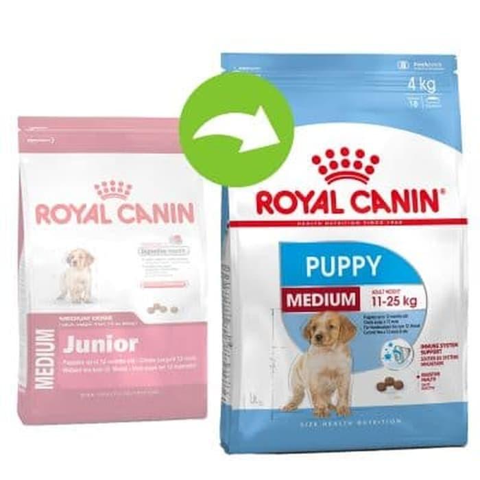 Foto Produk Royal Canin Medium Junior / Puppy 10kg - Gojek Only + Termurah dari casper petshop