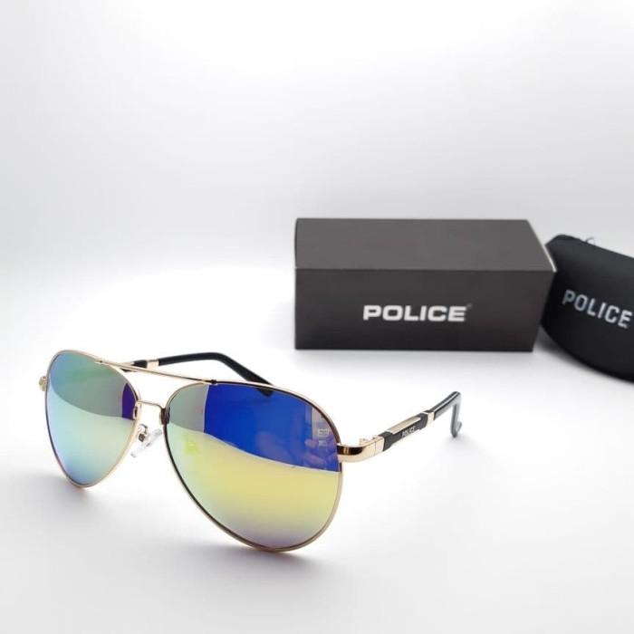 Jual Kacamata Pria sunglasses kaca Mata Cowok Fashion Police ... 3e19bf9e4d
