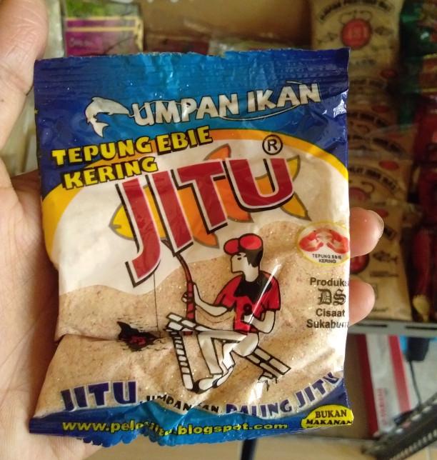 Jual Umpan Pancing Pelet Jitu Ebi Tepung Kering Kab Lampung Timur Jayafishing Tokopedia