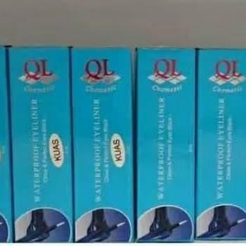QL Eyeliner Waterproof 8 ml Original