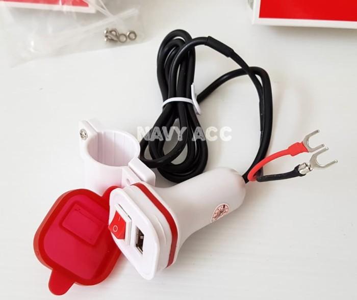 harga Charger motor waterproof - charger stang motor anti air Tokopedia.com