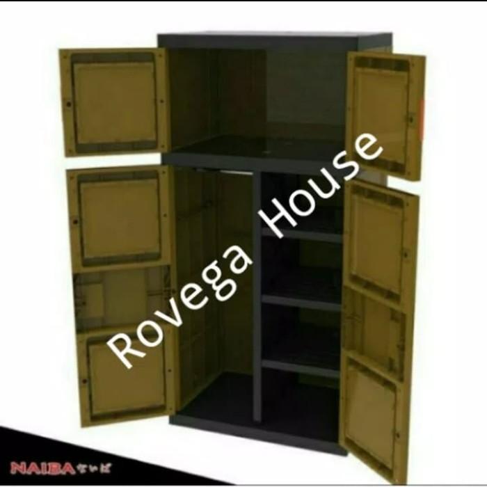harga Lemari plastik lemari pakaian naiba gantung Tokopedia.com