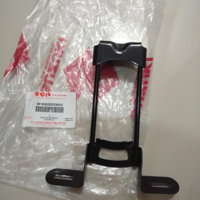 harga Dudukan plat nomor satria fu 150 original suzuki Tokopedia.com