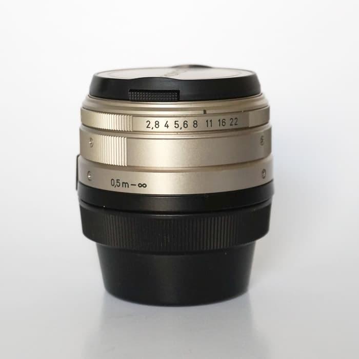 Jual Lensa Contax G Biogon 28mm F2 8 Carl Zeiss T* - DKI Jakarta - Alamanda  Pedia   Tokopedia