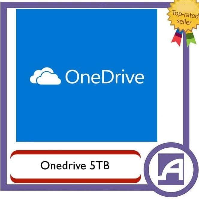 Jual software 5TB OneDrive Account - Kota Tangerang Selatan - kuil belanja  | Tokopedia