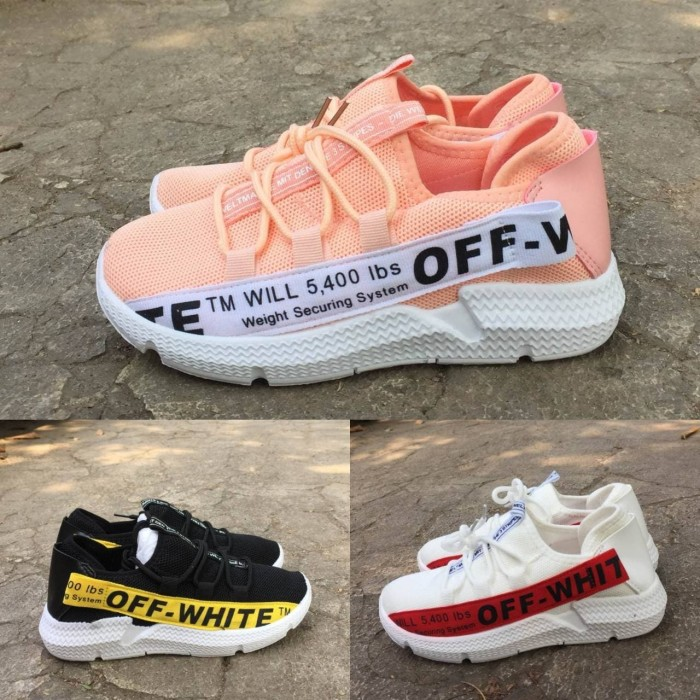 ADIDAS PROPHERE X OFF WHITE FOR WOMEN