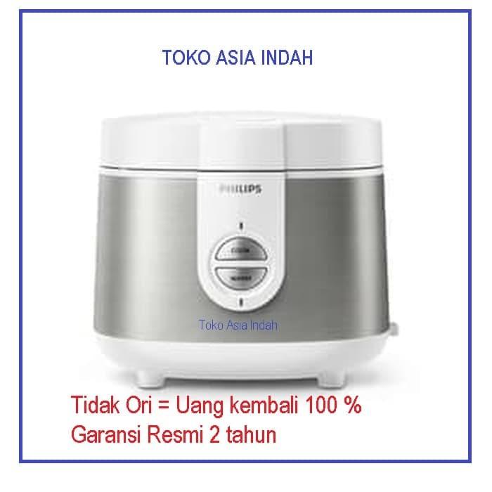 harga Philips rice cooker 1 liter hd 3126 - magic com philips hd3126 Tokopedia.com
