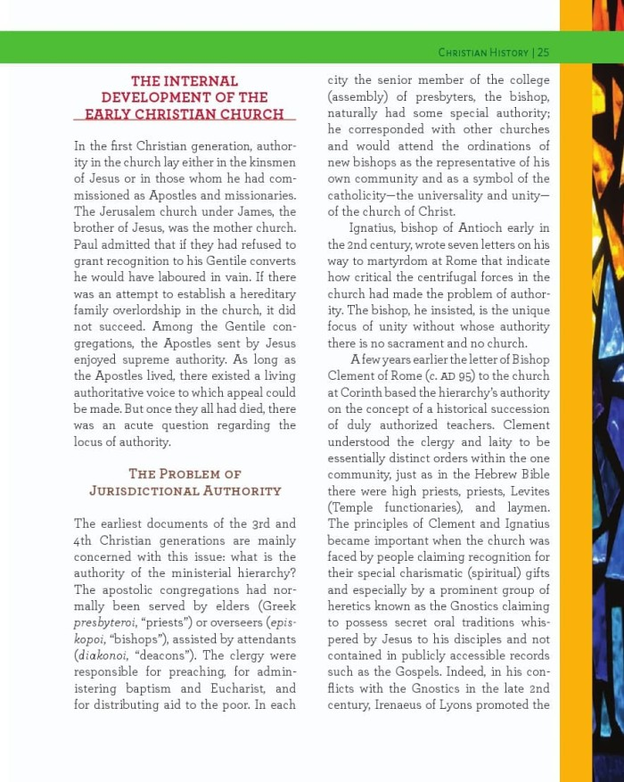 Ebook Agama Kristen