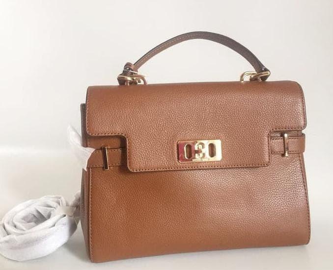 e920bfc41f47 Jual Tas Michael Kors Original - Mk Karson Medium Satchel Luggage ...