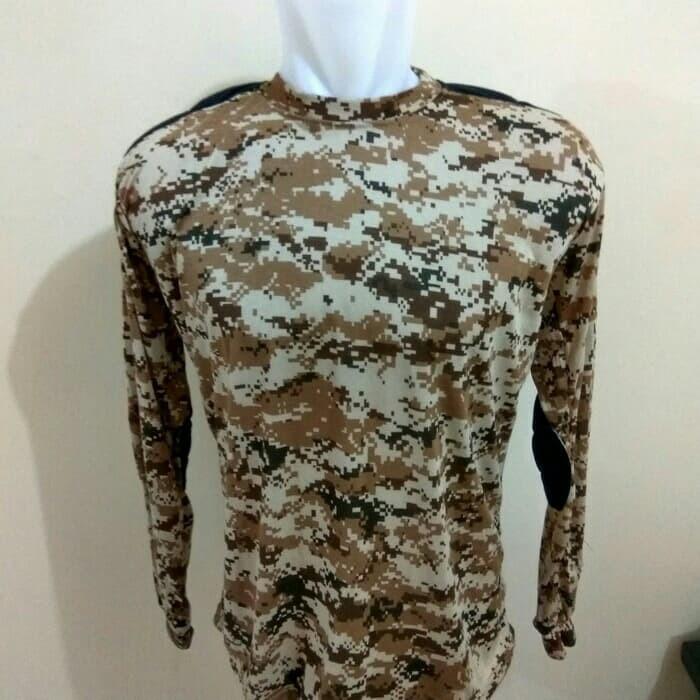 harga Kaos loreng army - kaos lapangan tactical - army - pramuka - perbakin Tokopedia.com