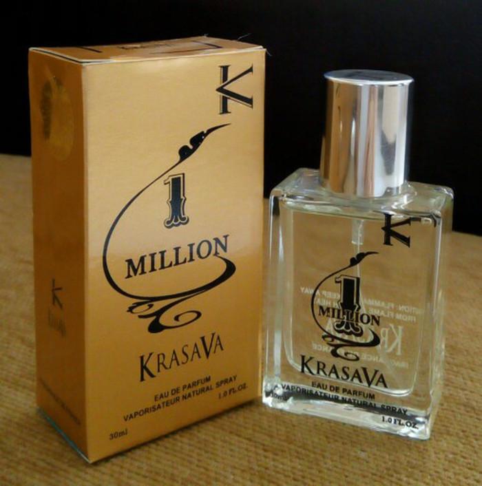 Jual Promo Parfum Krasava Paco Rabanne 1 Million Dollar Man
