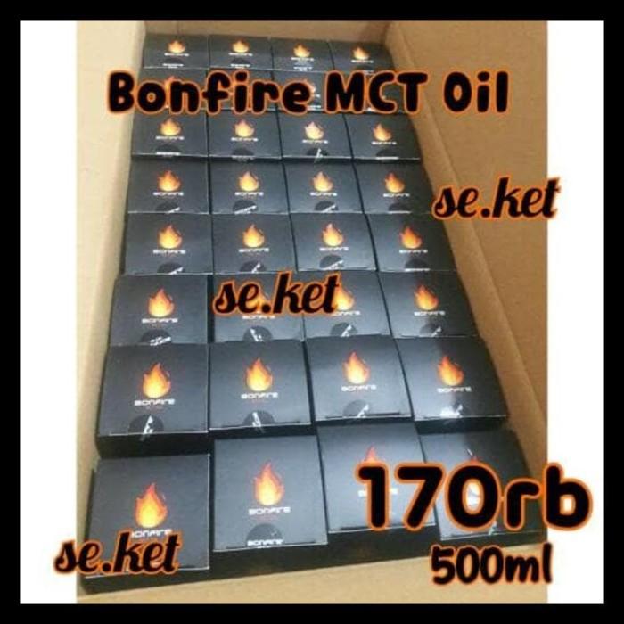 Foto Produk Big Sale Bonfire Mct Oil 500Ml dari Anggis Shop.ID