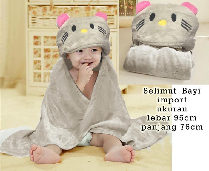 Tj 58342 selimut bayi import murah terlaris