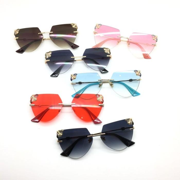 Jual Gu cci capung 23011 md  Kacamata fashion wanita berkualitas ... 842fb03a8b