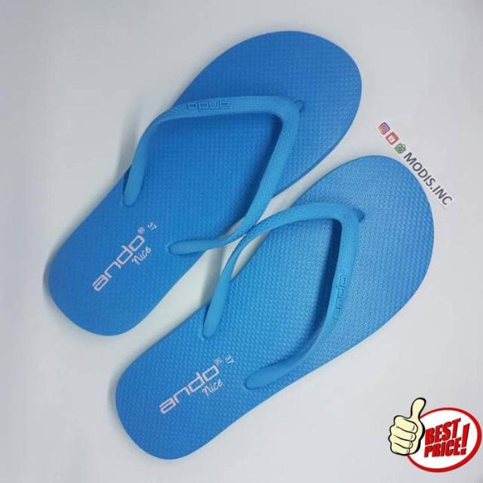 EZELL SHOP Sepatu Kerja Wedges Pantopel Hitam Pita Murah. Source · Santai Wedges Spon Bunga