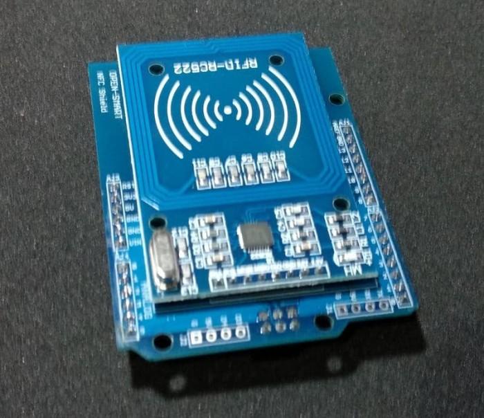 Jual Arduino NFC Shield RFID RC522 - Kab  Bandung Barat - Toko Raspberry Pi  | Tokopedia