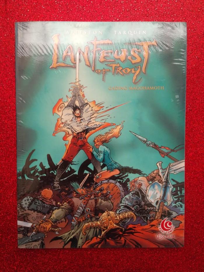 harga Lanfeust of troy gading magohamoth by arleston - tarquin Tokopedia.com