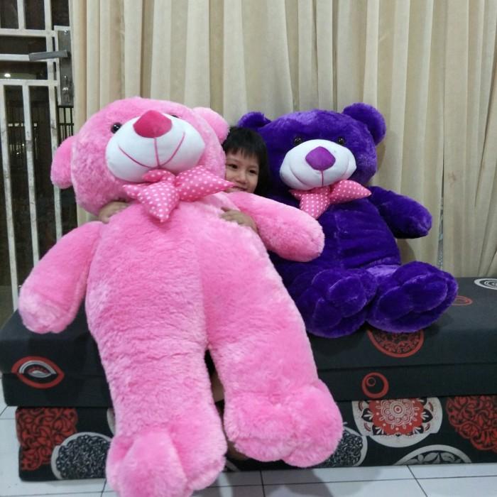 Jual Boneka Teddy Bear Jumbo Besar Kota Tangerang Dunia Boneka Lucu Tokopedia