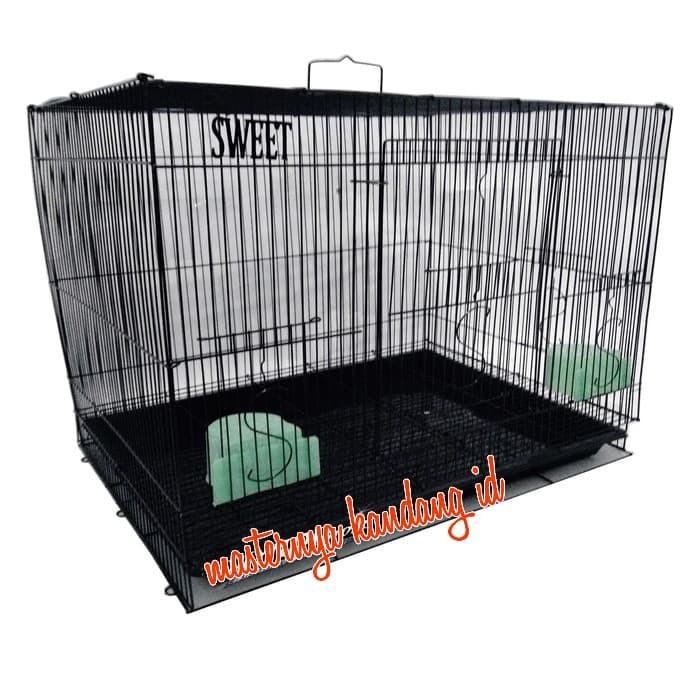 harga Kandang besi lipat u/ kucing kelinci umbar / ternak burung & lainnya Tokopedia.com
