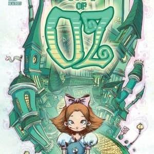 The Emerald City Of Oz