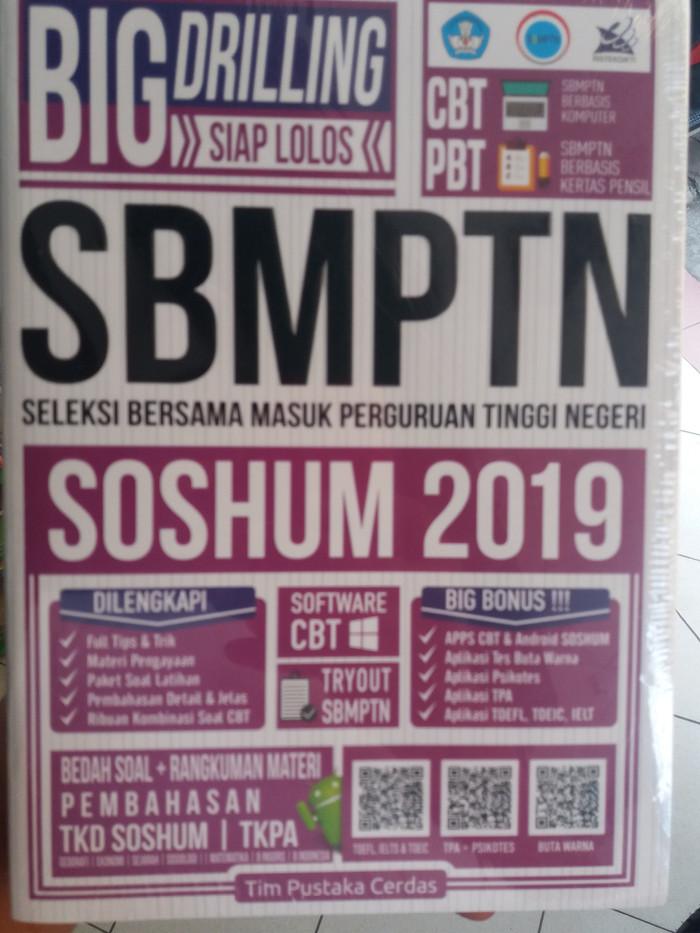Big Drilling Siap Lolos SBMPTN Soshum 2019