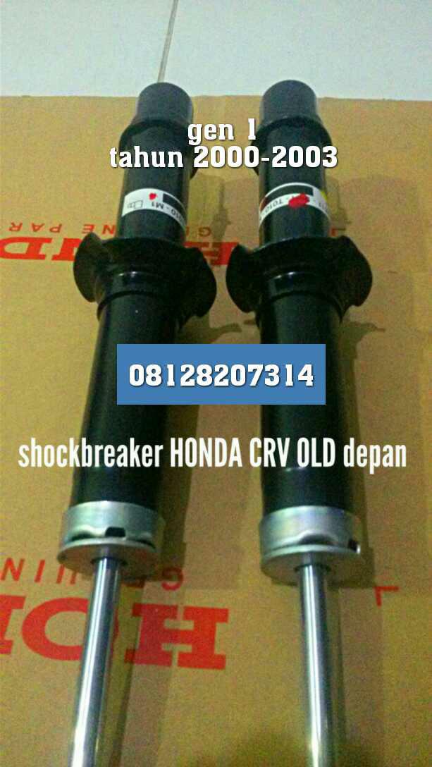 Jual Shockbreaker Shock Breaker Honda Crv Gen 1 Tahun 2000 2003 Original Jakarta Utara Ley Jaya Abadi Tokopedia