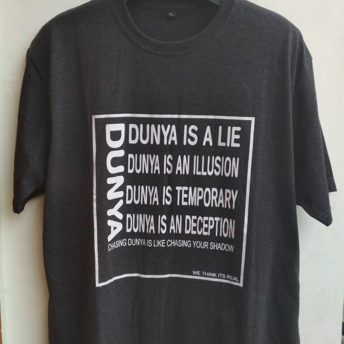 21aeda82e80 Jual Kaos Dakwah Islami DUNYA - DKI Jakarta - Al Birr Collection ...