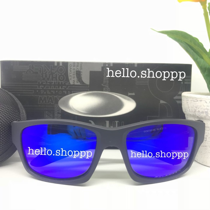 ... coupon kacamata oakley jupiter squared hitam lensa biru polarized 05f4b  448c1 aa5795ec45