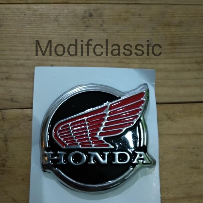 harga Emblem sayap untuk honda c70 c50 Tokopedia.com