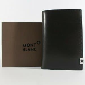 Jual Dompet Pria Branded MONTBLANC BLACK (Bahan Kulit Asli) ORI 100 ... fbee4174e0