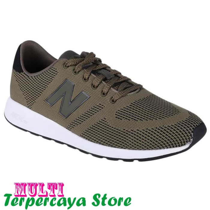 Jual Sepatu New Balance Original Men Lifestyle 420 NEWMRL420OL ... 64580cf231