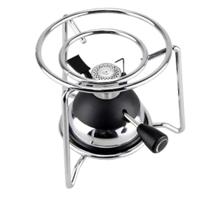 harga (paket hemat)renmei mini gas burner mini+ penyangga stainless termurah Tokopedia.com