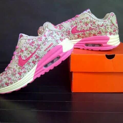Sepatu sekolah nike airmax bunga pink harga Sepatu sekolah nike airmax  bunga pink Tokopedia.com d9d61c2ea5