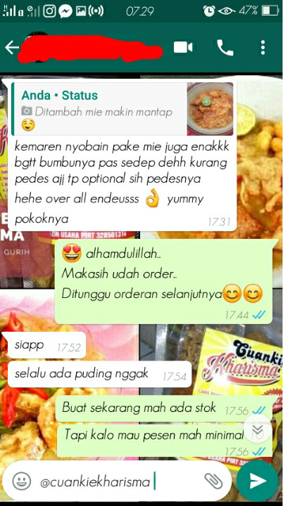 Cuanki kharisma Bandung