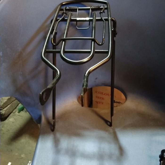 harga Dudukan belakang boncengan bagasi sepeda 20  united mini 20 bmx rak Tokopedia.com