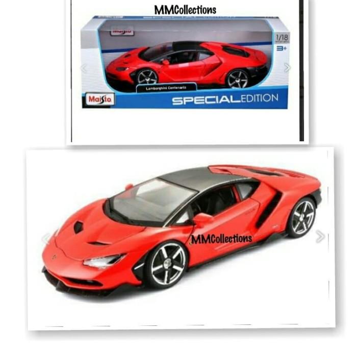 Jual Lamborghini Centenario Skala 1 18 Maisto Special Edition